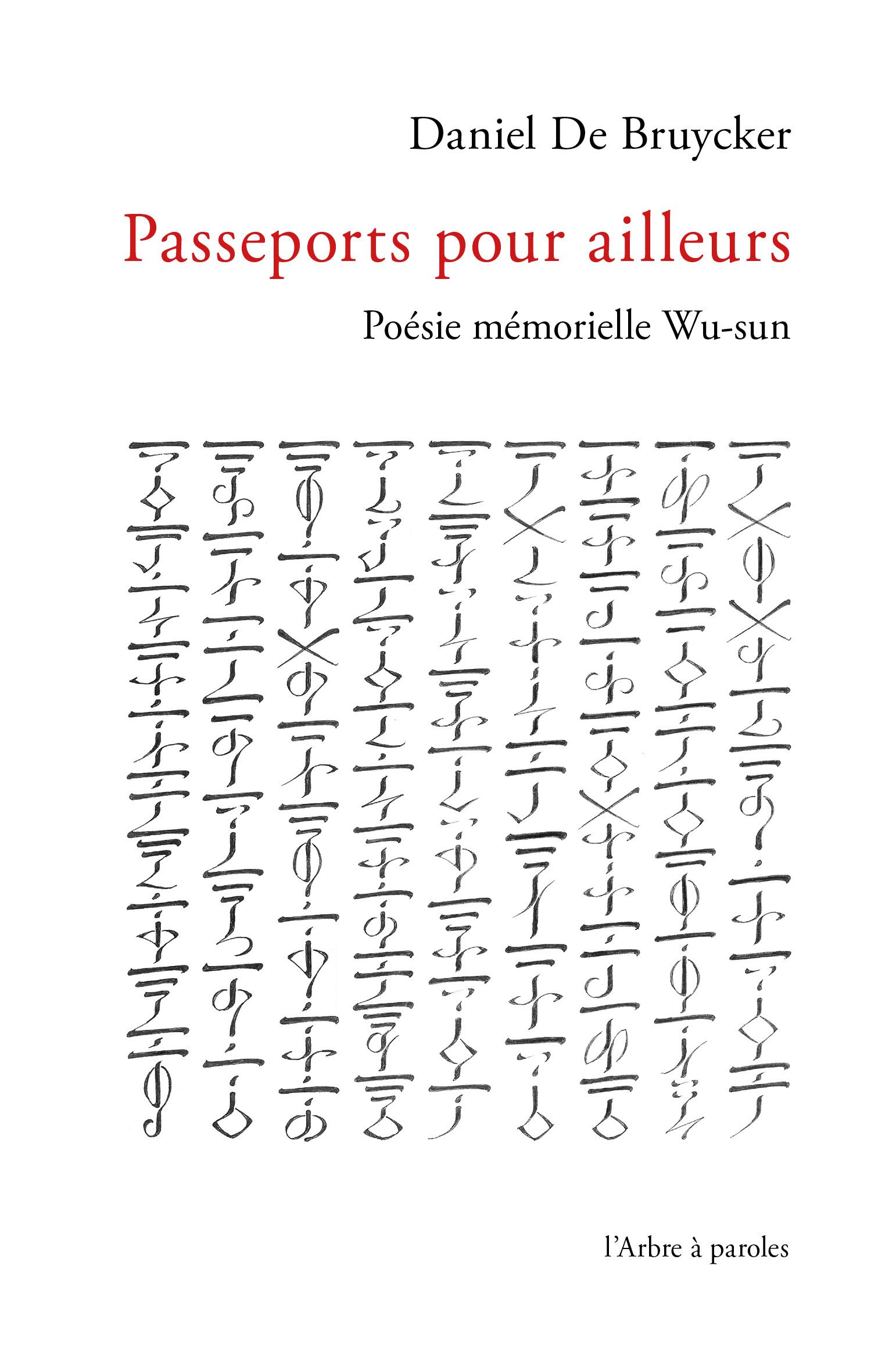 Passeports pour ailleurs